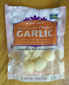 TJ Peeled Garlic